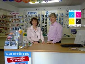 Claudia Herzog-Drechsler und Ulrich H. Drechsler
